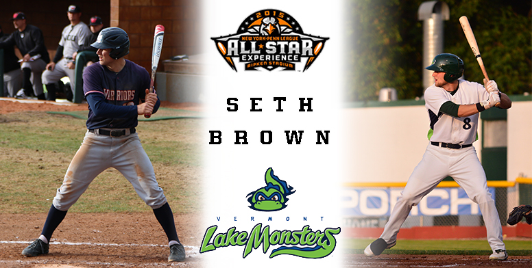 Images and logos courtesy of the Vermont Lake Monsters